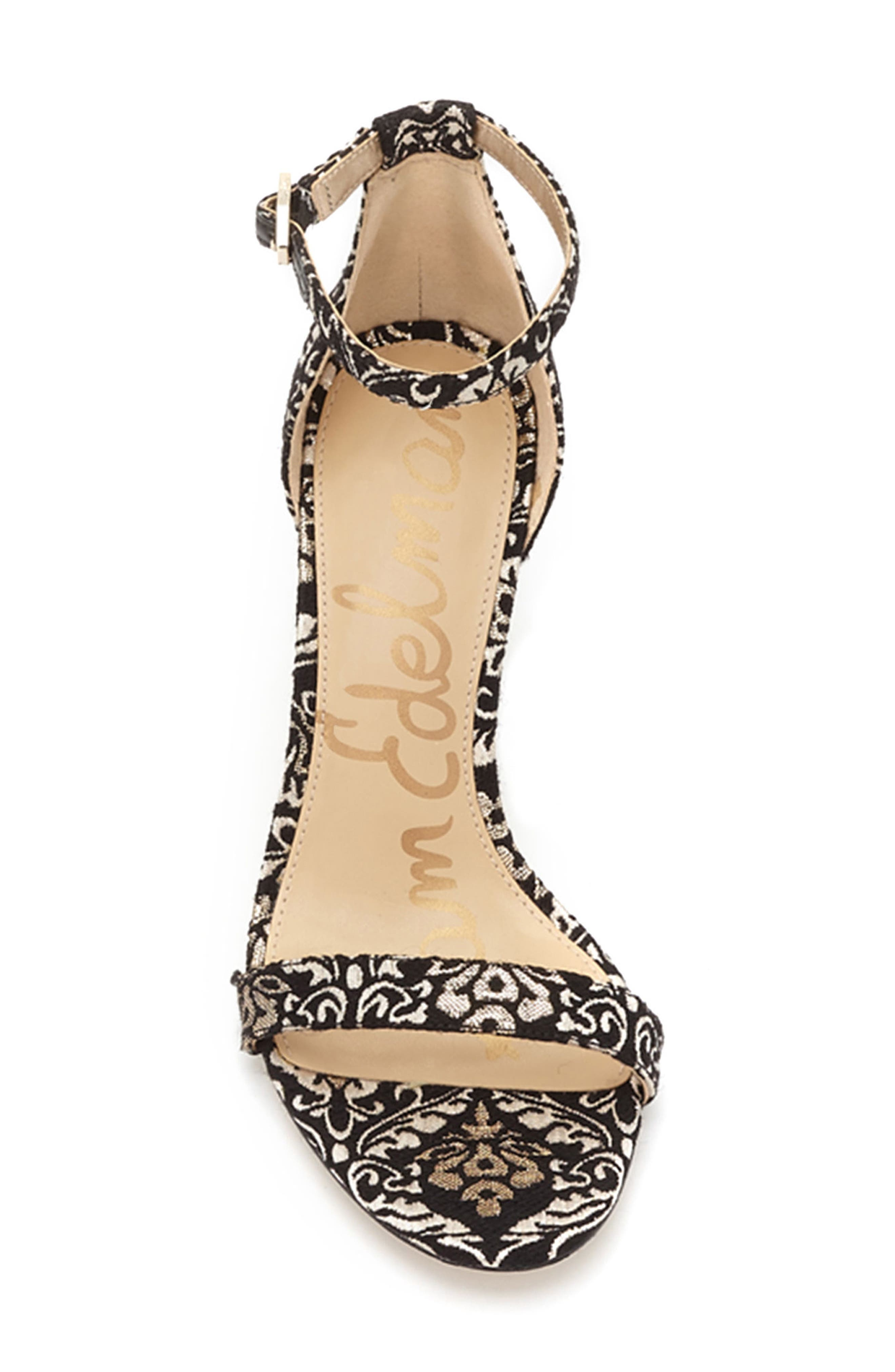,                             'Patti' Ankle Strap Sandal,                             Alternate thumbnail 23, color,                             008