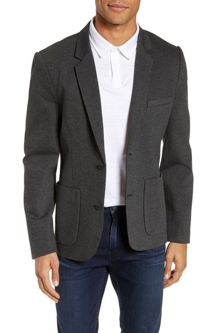 Image of PAIGE Dax Classic Fit Sport Coat