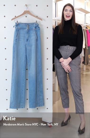 Vira Wide Leg Jeans, sales video thumbnail