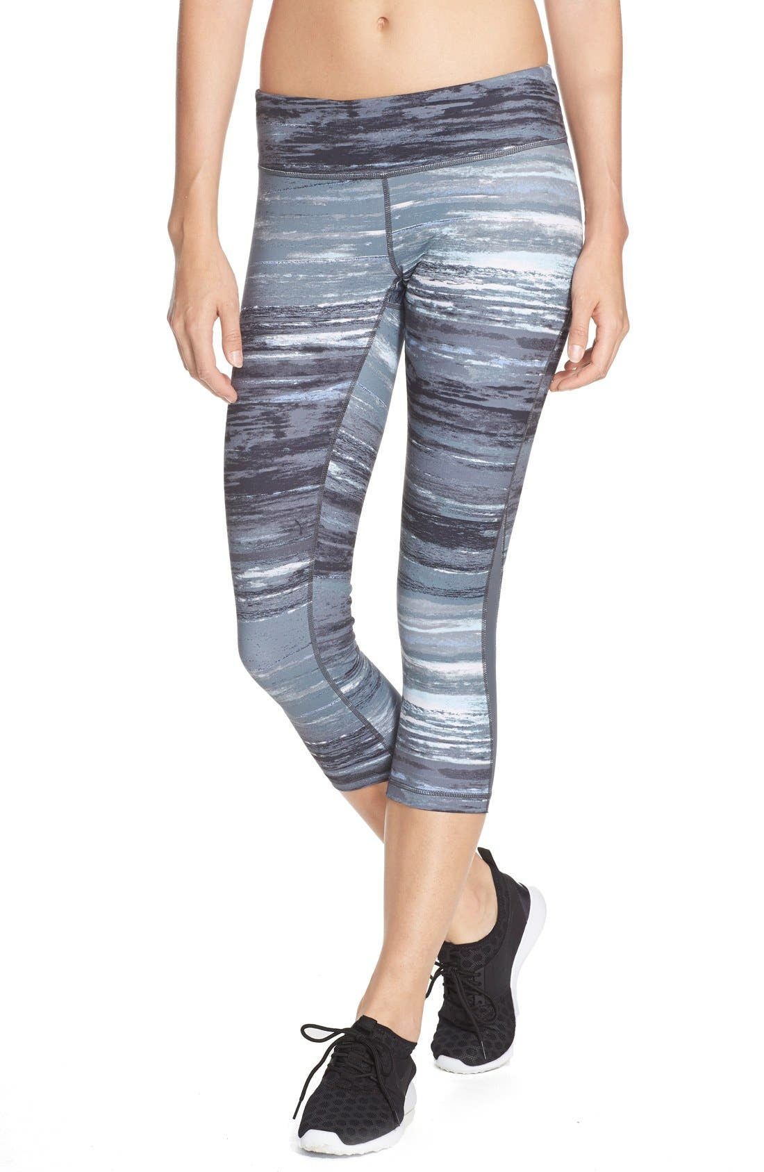 ,                             Live In Streamline Reversible Capris,                             Main thumbnail 31, color,                             031