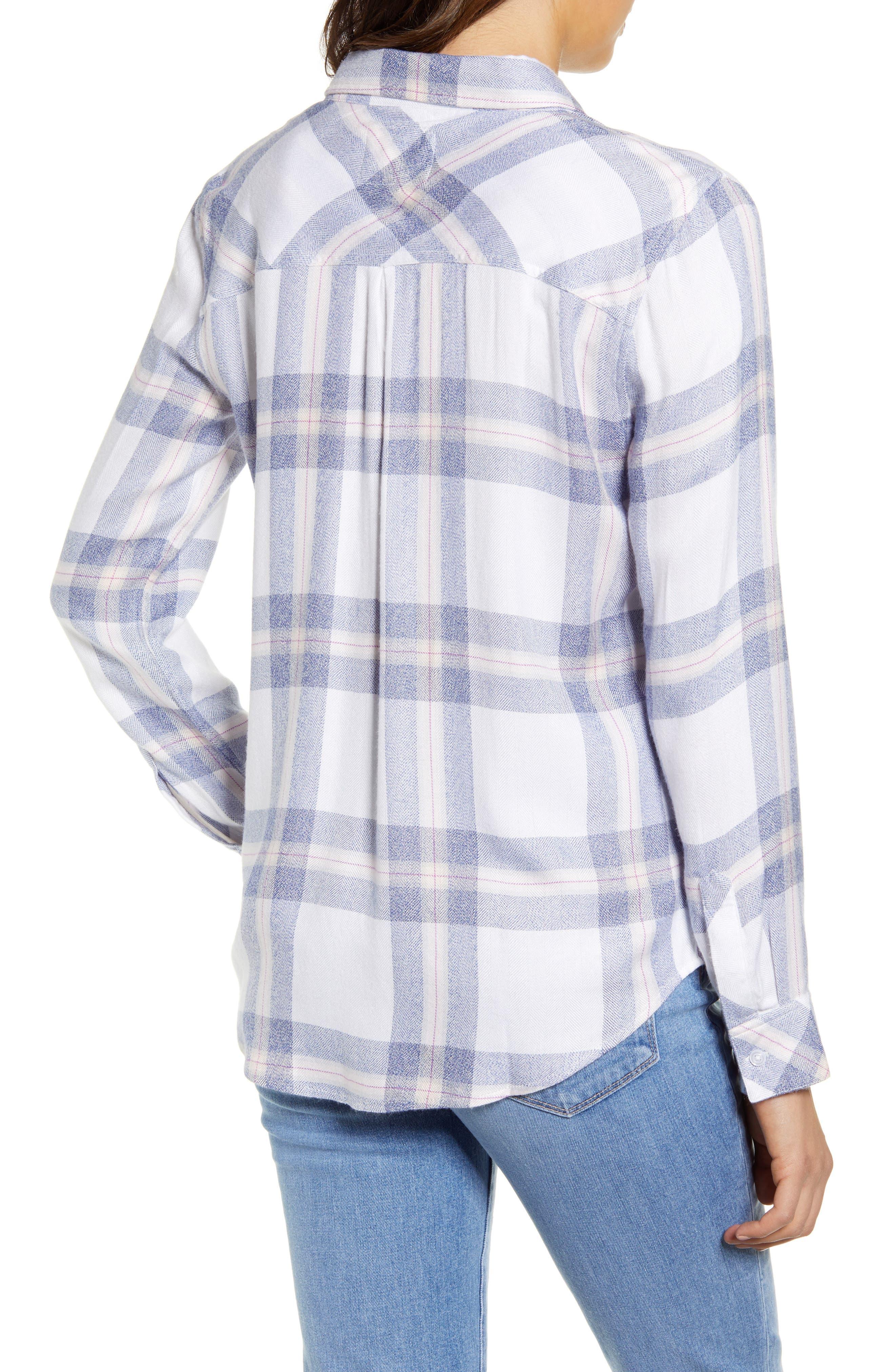 ,                             Hunter Plaid Shirt,                             Alternate thumbnail 210, color,                             900