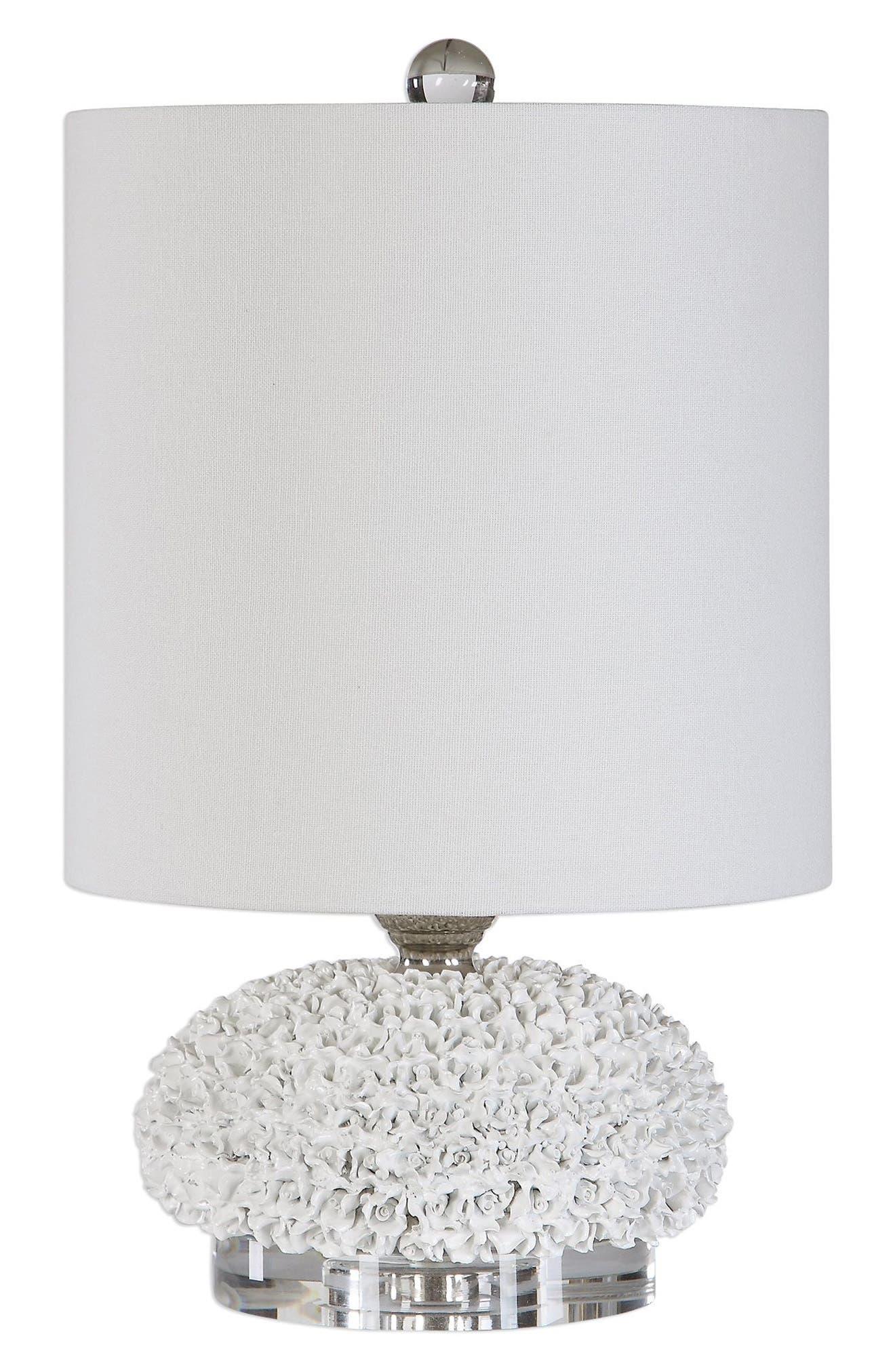 Uttermost Dellen Buffet Lamp Size One Size  Metallic