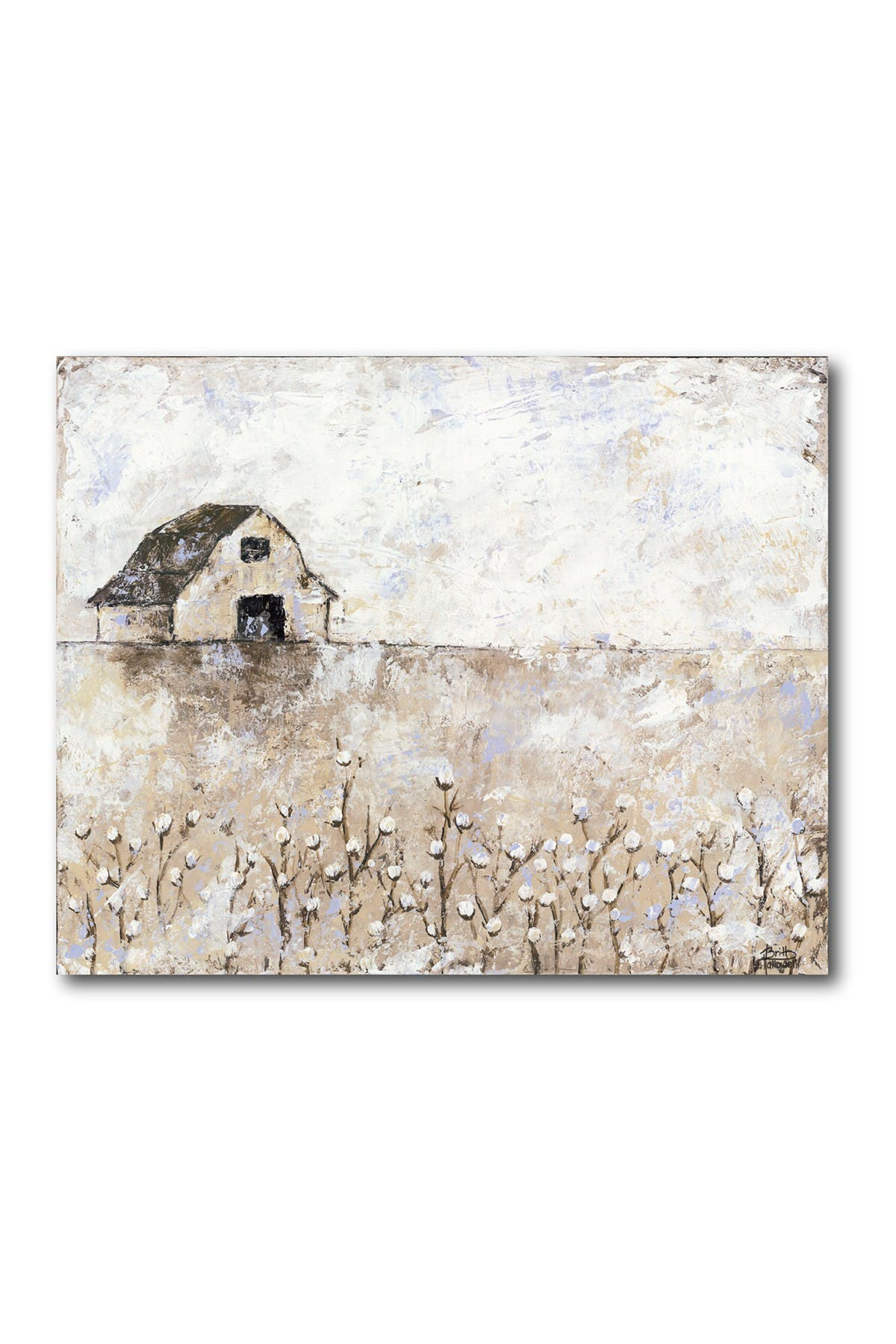 Courtside Market Cotton Farms Gallery Wrapped Canvas Wall Art Nordstrom Rack