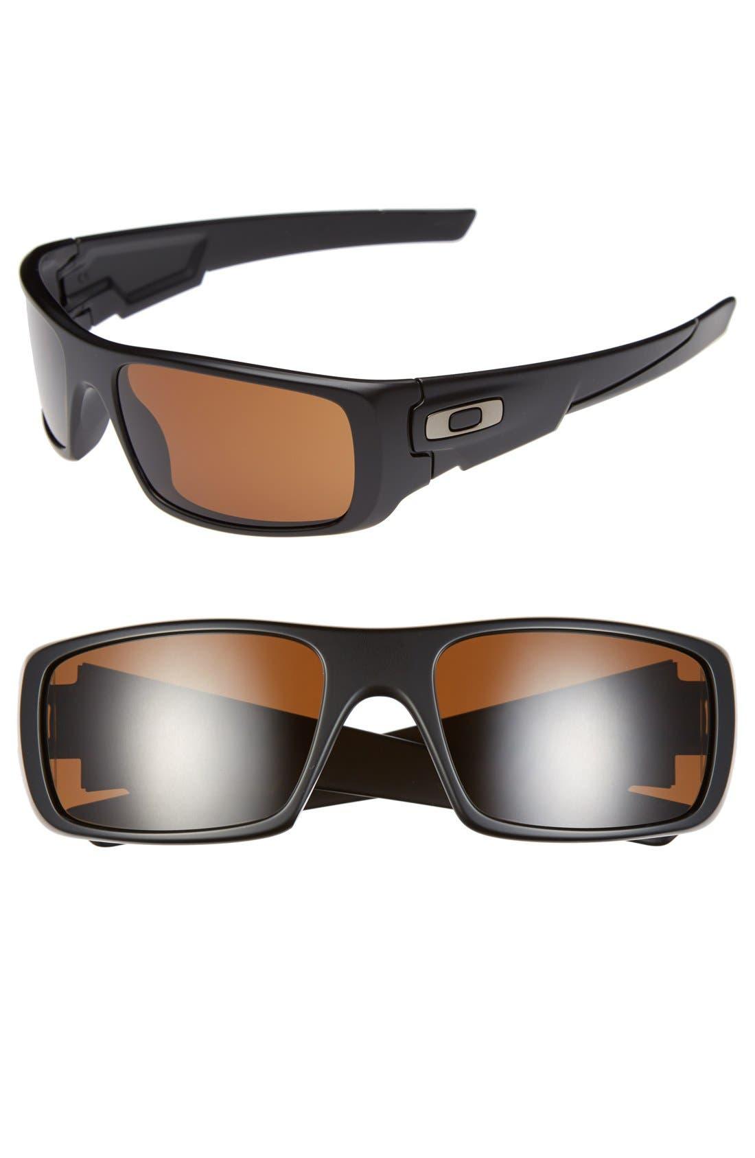Image of Oakley 'Crankshaft' 60mm Sunglasses
