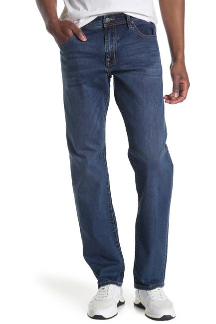 Image of Liverpool Jeans Co Regent Relaxed Straight Jeans
