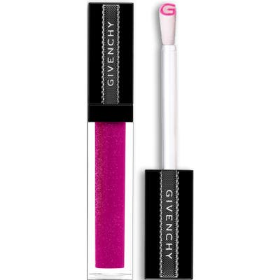 Givenchy Gloss Interdit Vinyl Extreme Shine Lip Gloss - 4 Framboise Trouble