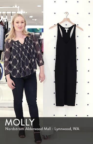 Sleek Knit Midi Dress, sales video thumbnail