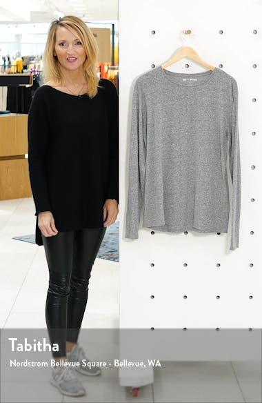 x Alex Costa Marl Long Sleeve T-Shirt, sales video thumbnail