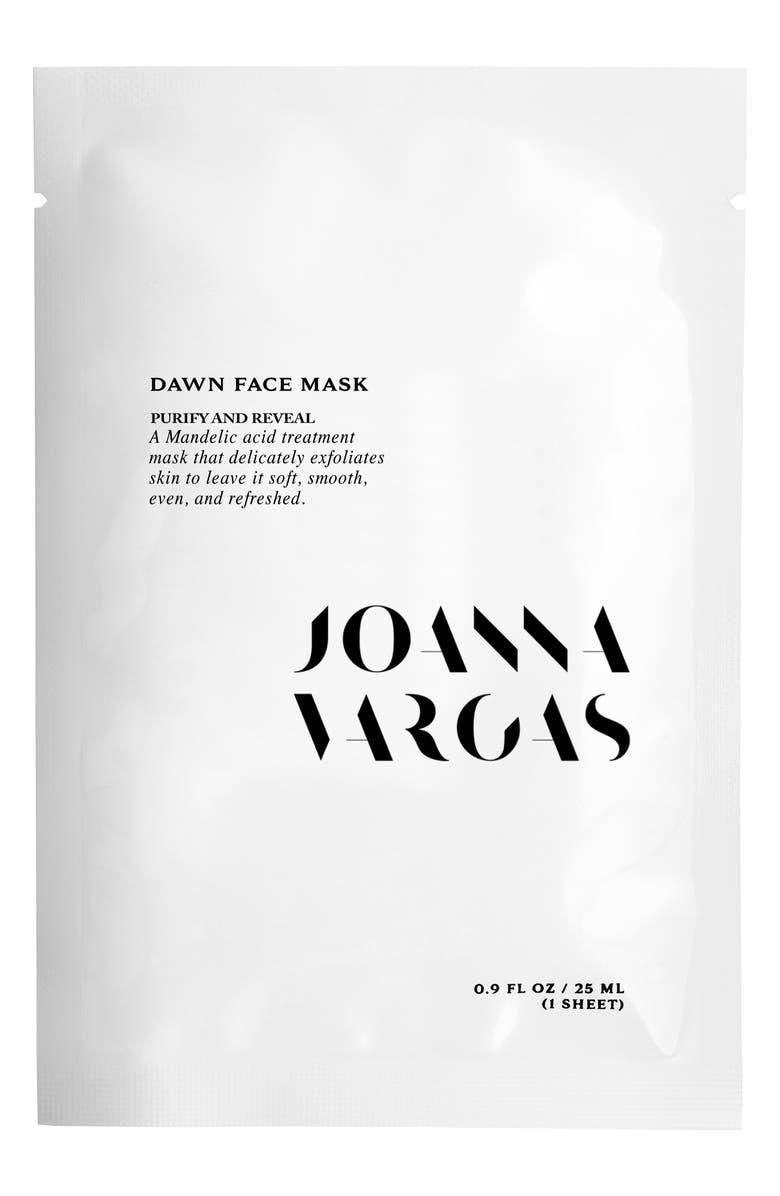 JOANNA VARGAS Dawn Face Mask, Main, color, NO COLOR