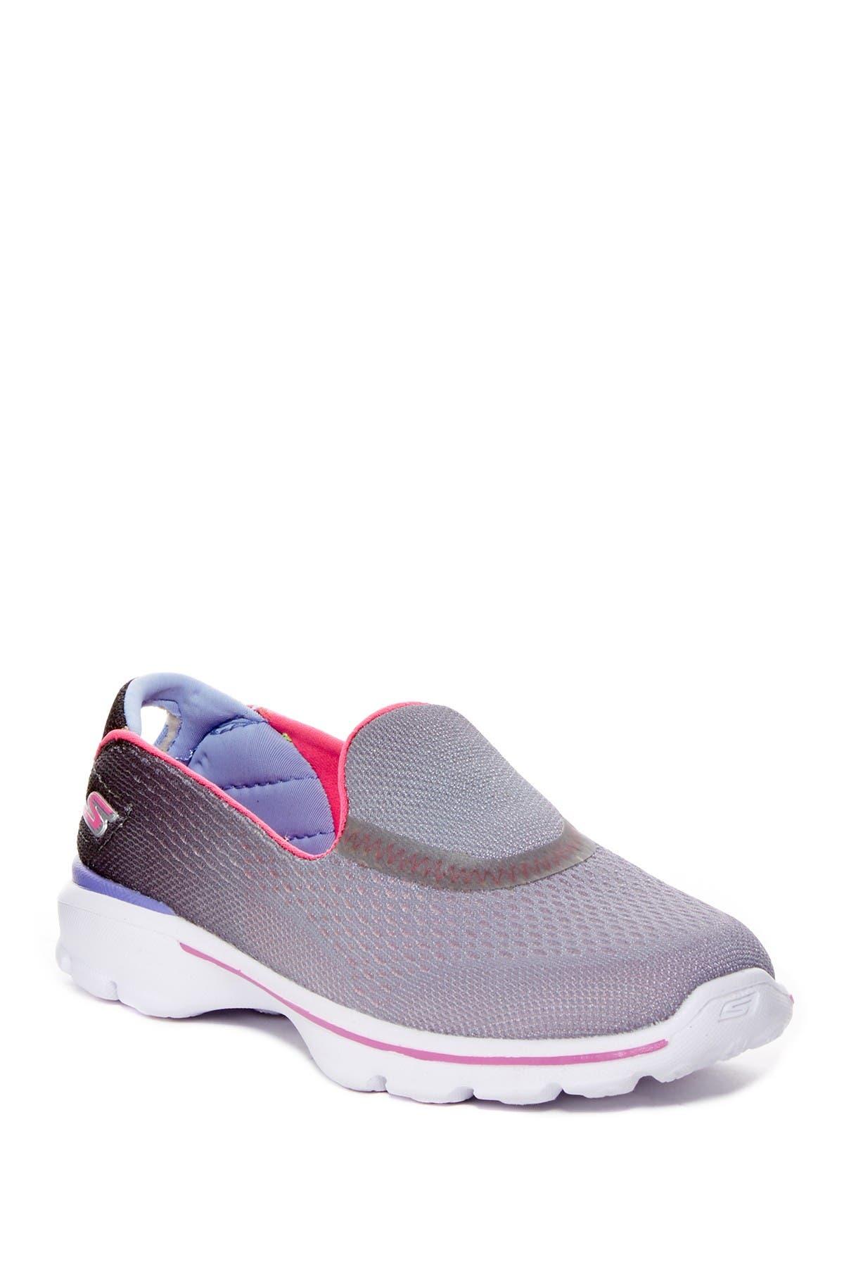 Image of Skechers Go Walk 3 Slip-On Sneaker