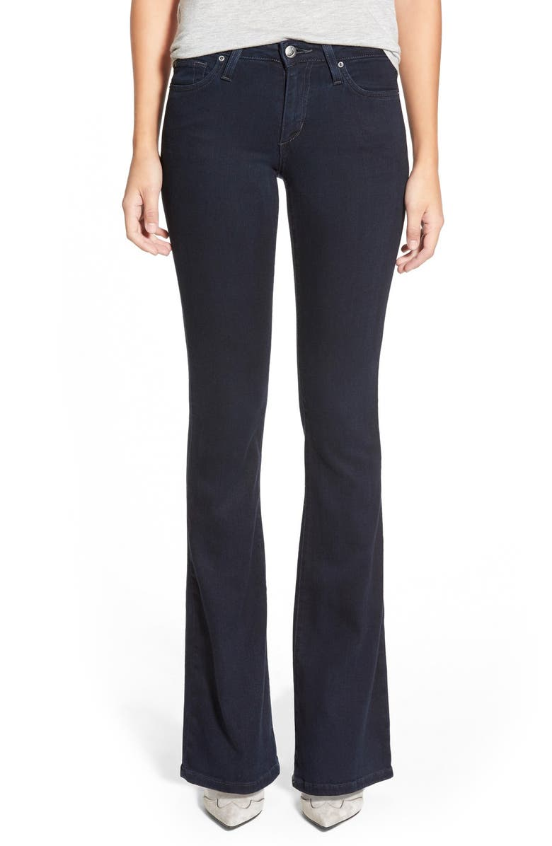 JOE'S 'Flawless - Honey' Flare Jeans, Main, color, 200