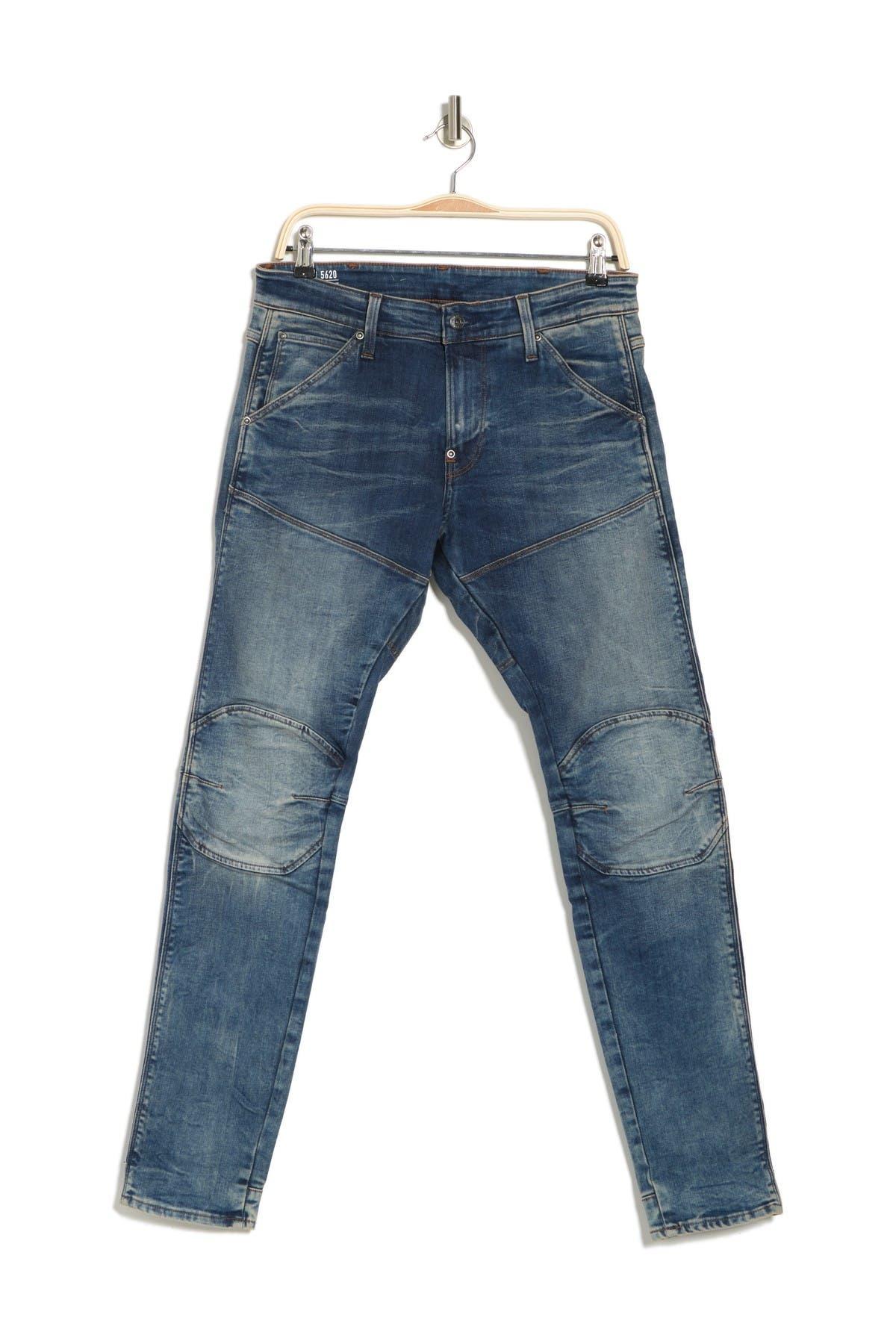 Image of G-STAR RAW 5620 Elwood Skinny Jeans