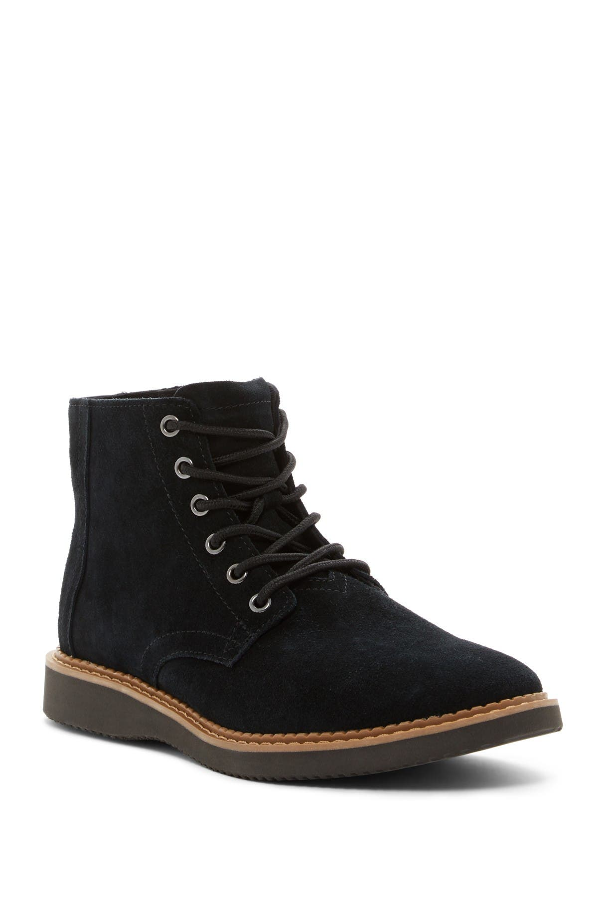 Image of TOMS Porter Suede Chelsea Boot