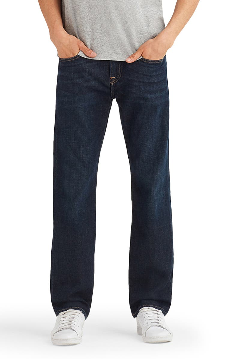 7 FOR ALL MANKIND<SUP>®</SUP> Austyn Relaxed Fit Jeans, Main, color, DIPLOMAT