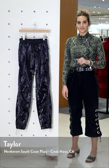 Quantum Dye Technical Nylon Pants, sales video thumbnail