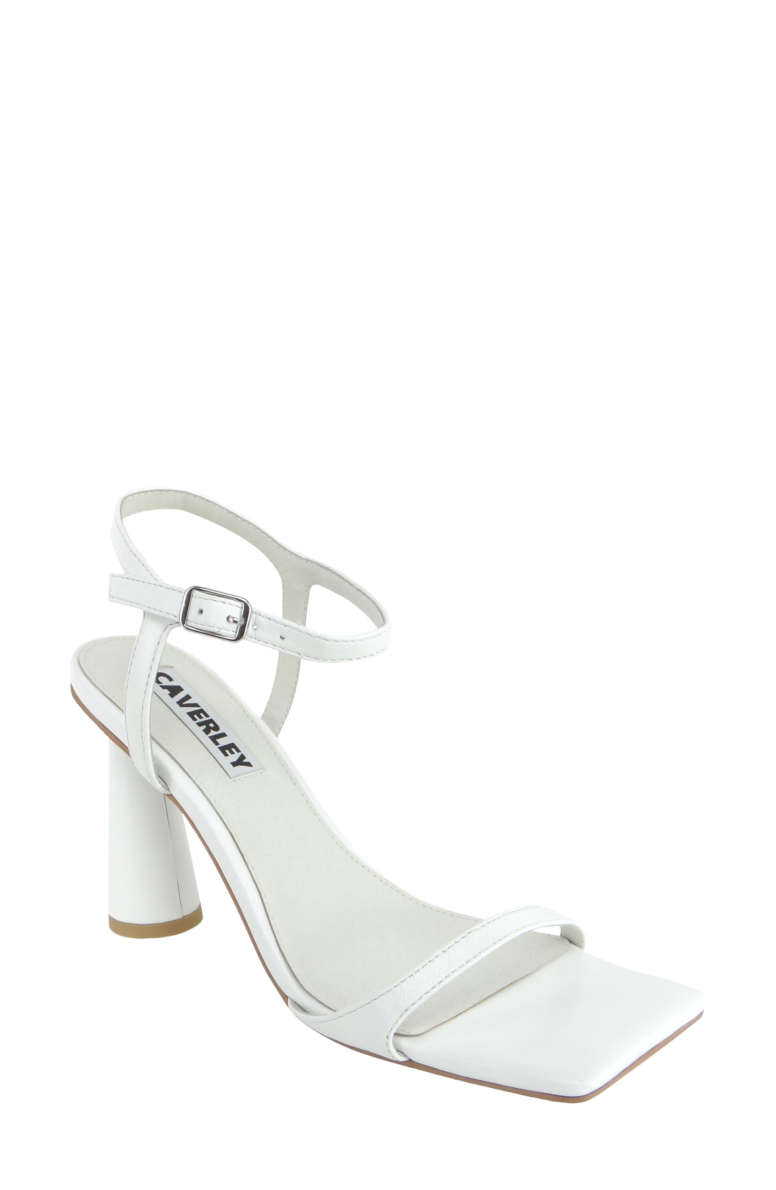 Maple Heel Strappy Sandal