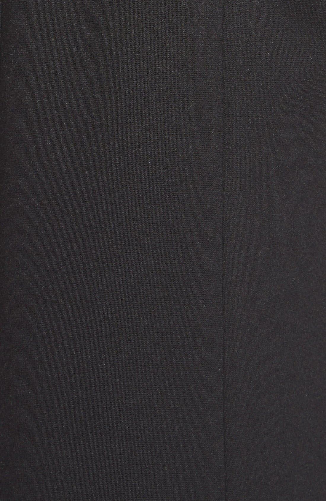,                             Open Shawl Collar Jacket,                             Alternate thumbnail 3, color,                             001
