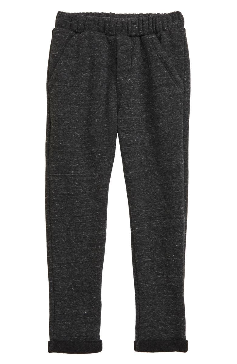 JOAH LOVE Fleece Sweatpants, Main, color, 020