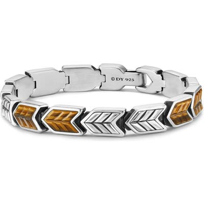 David Yurman Chevron Link Bracelet