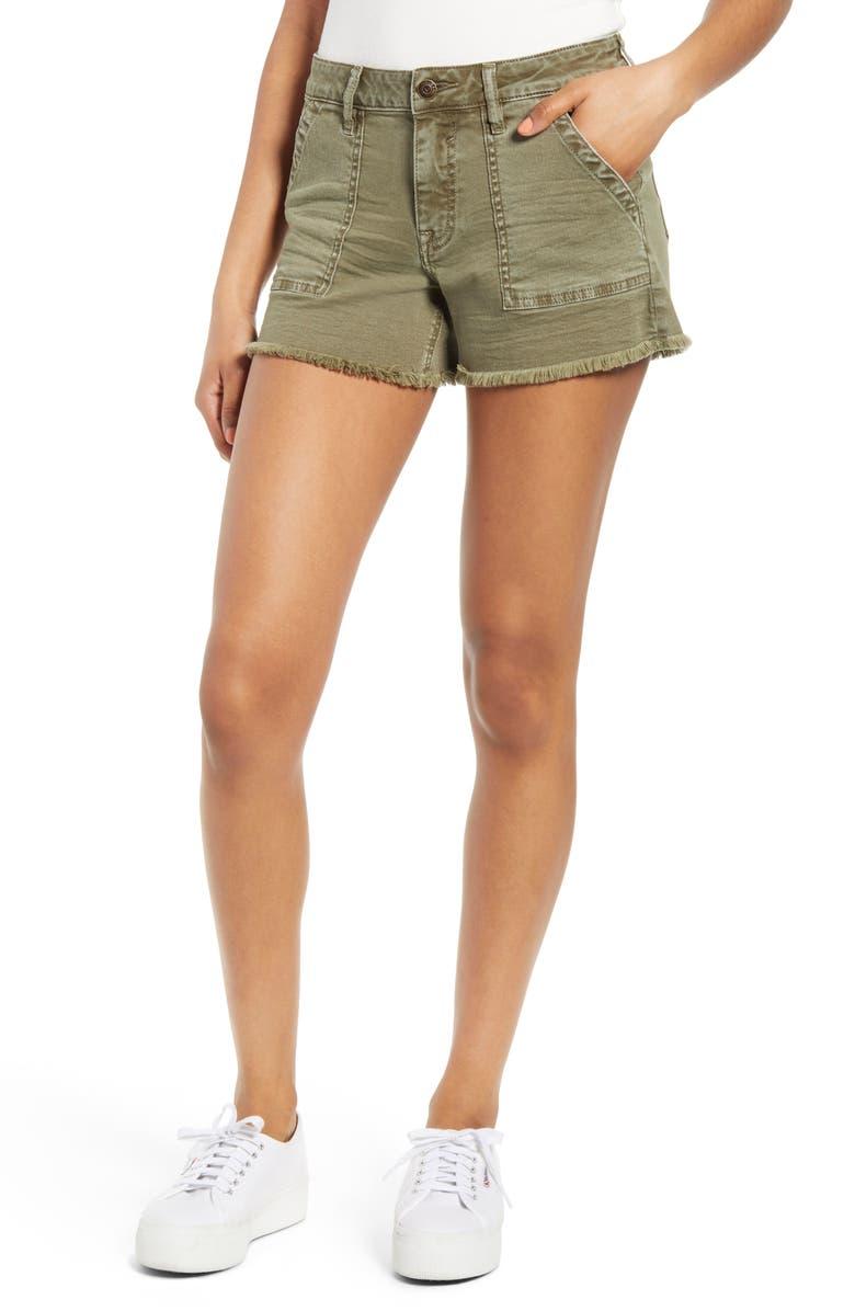 VIGOSS Marley Cutoff Shorts, Main, color, 300