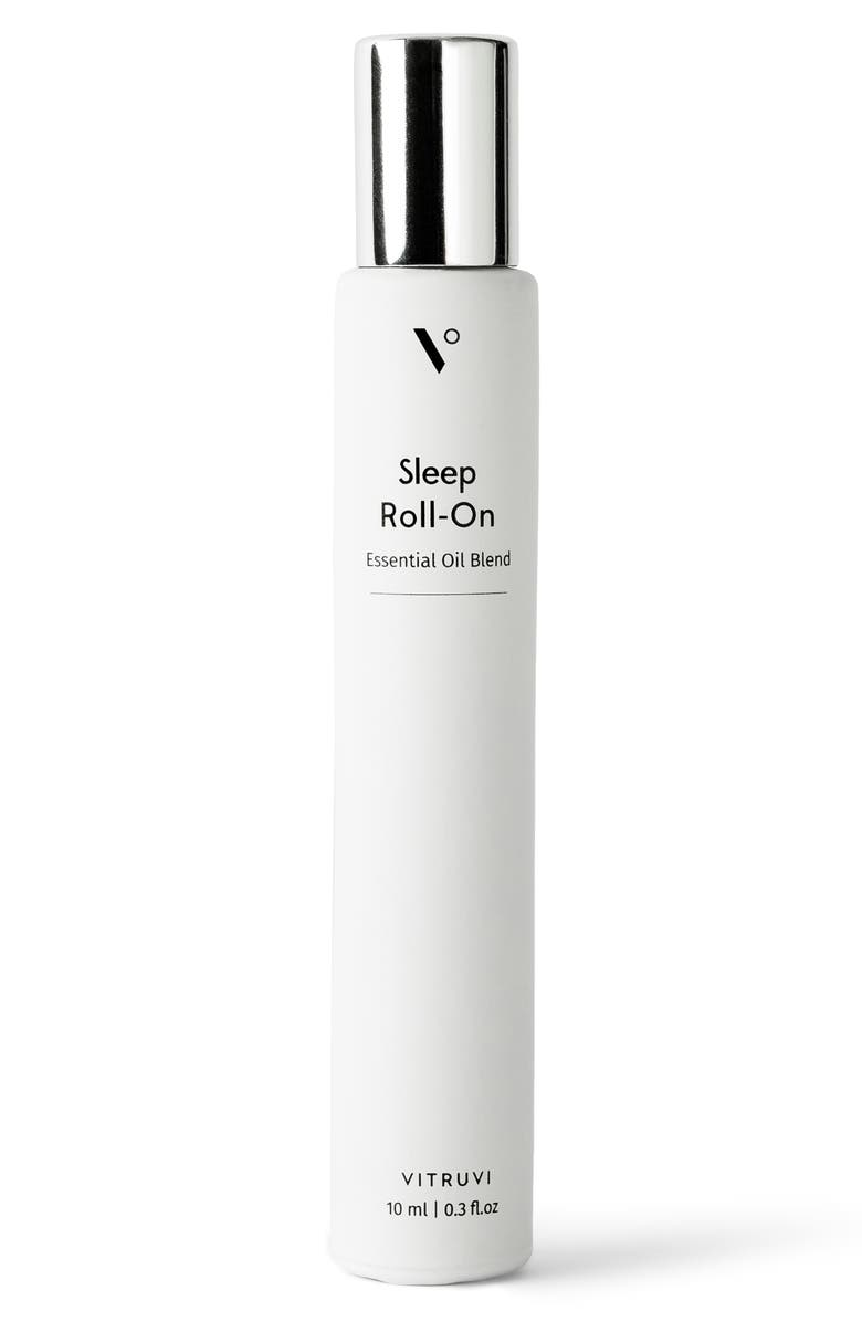 VITRUVI Sleep Aromatherapy Roll-On Oil, Main, color, NO COLOR