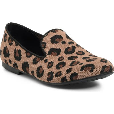 B?rn Bhanna Water Resistant Knit Loafer- Brown