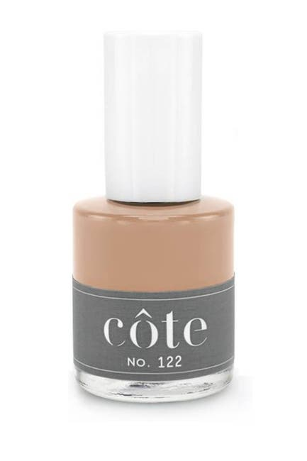 Image of Cote No. 122. Caramel Clay Nail Color