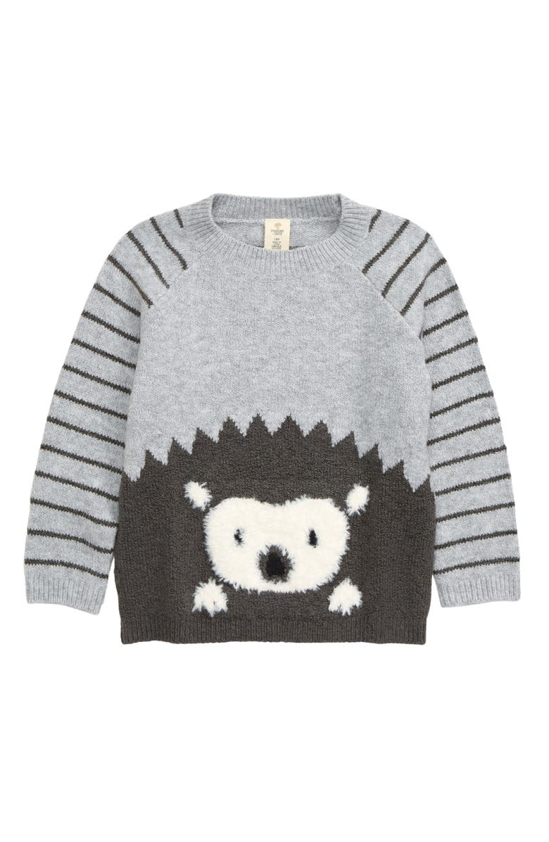 TUCKER + TATE Fuzzy Icon Sweater, Main, color, 050
