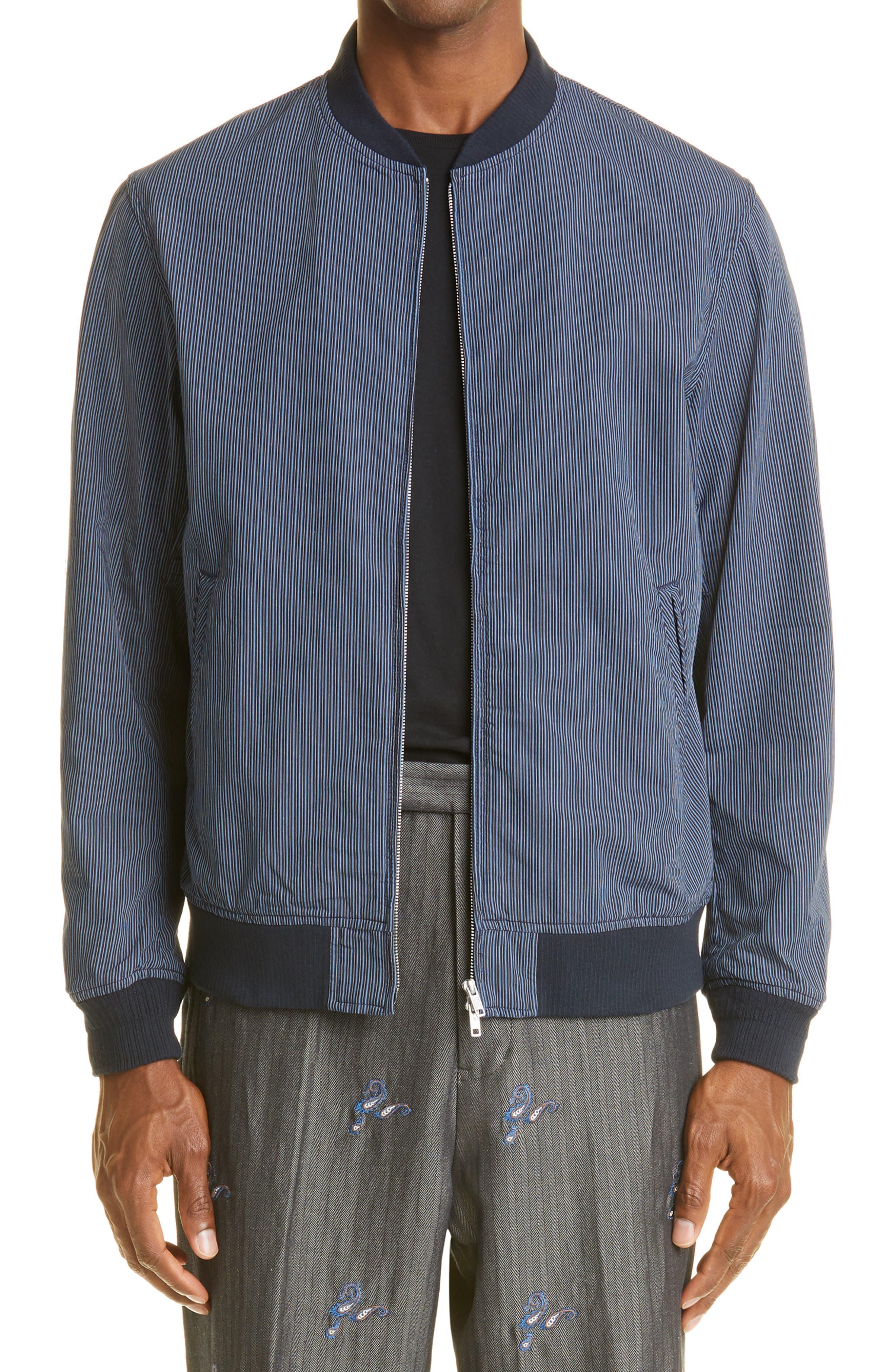 Cordlane Bomber Jacket