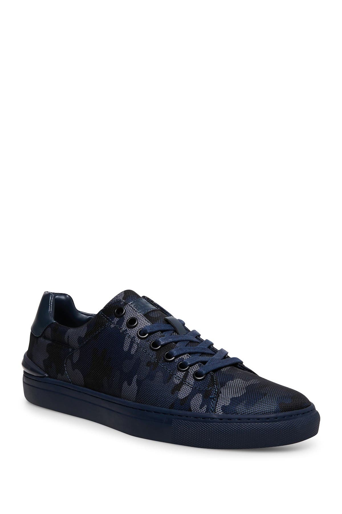 Image of Steve Madden Trig Camo Print Low Top Sneaker