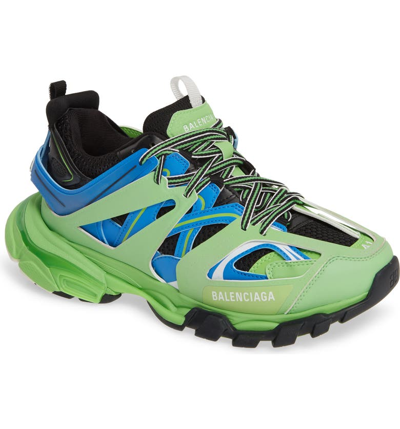 8b73d9eb4 Track Sneaker, Main, color, 4078 BLUE/ GREEN