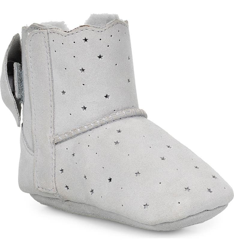 UGG<SUP>®</SUP> Jesse Bow II Starry Lite Bootie, Main, color, GREY VIOLET