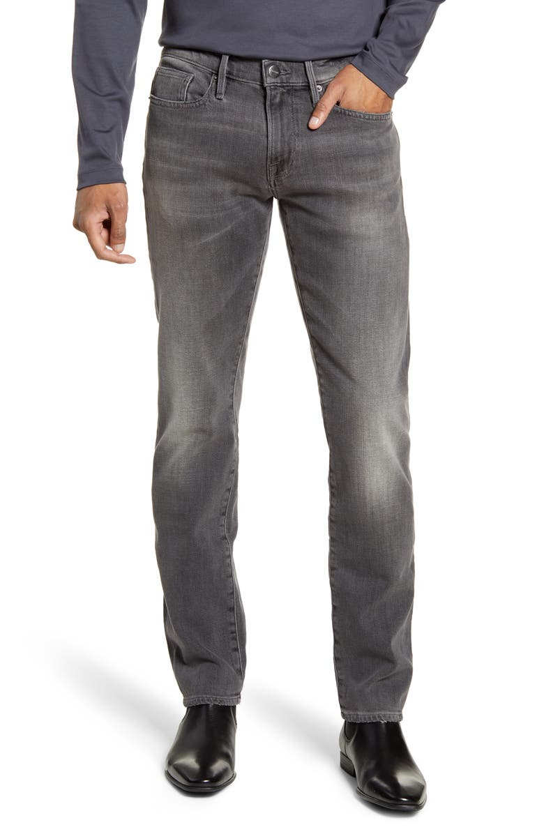 FRAME L'Homme Slim Fit Jeans, Main, color, BELLEVUE