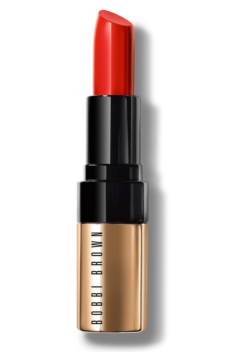 BOBBI BROWN Luxe Lip Color, Main, color, RETRO RED