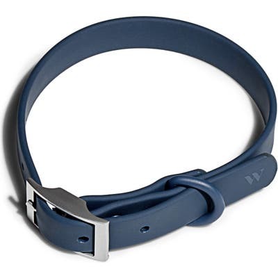 Wild One All-Weather Dog Collar, Blue