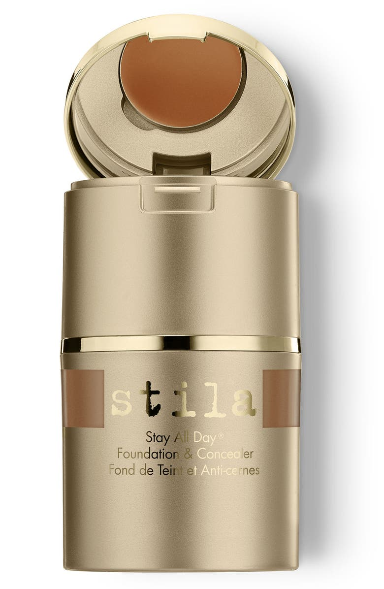 STILA Stay All Day<sup>®</sup> Foundation & Concealer, Main, color, STAY AD FOUND CONC TAN 13