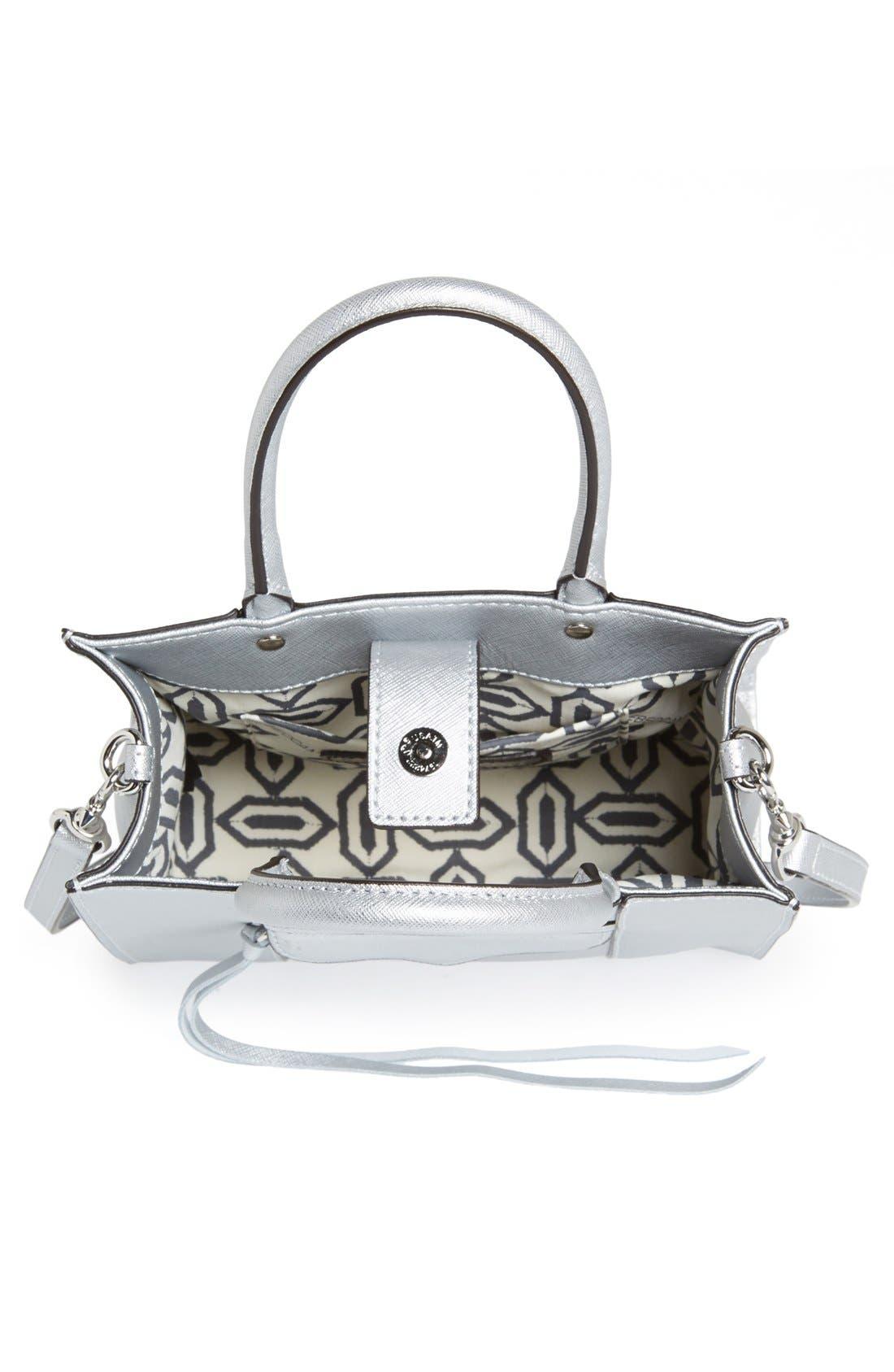 ,                             'Mini MAB Tote' Crossbody Bag,                             Alternate thumbnail 31, color,                             042