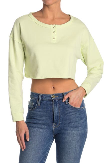 Image of Abound Crop Sweatshirt