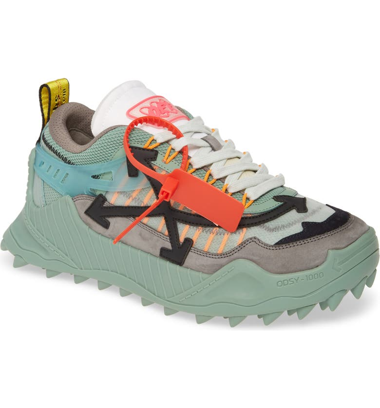 OFF-WHITE Odsy-1000 Sneaker, Main, color, BABY BLUE