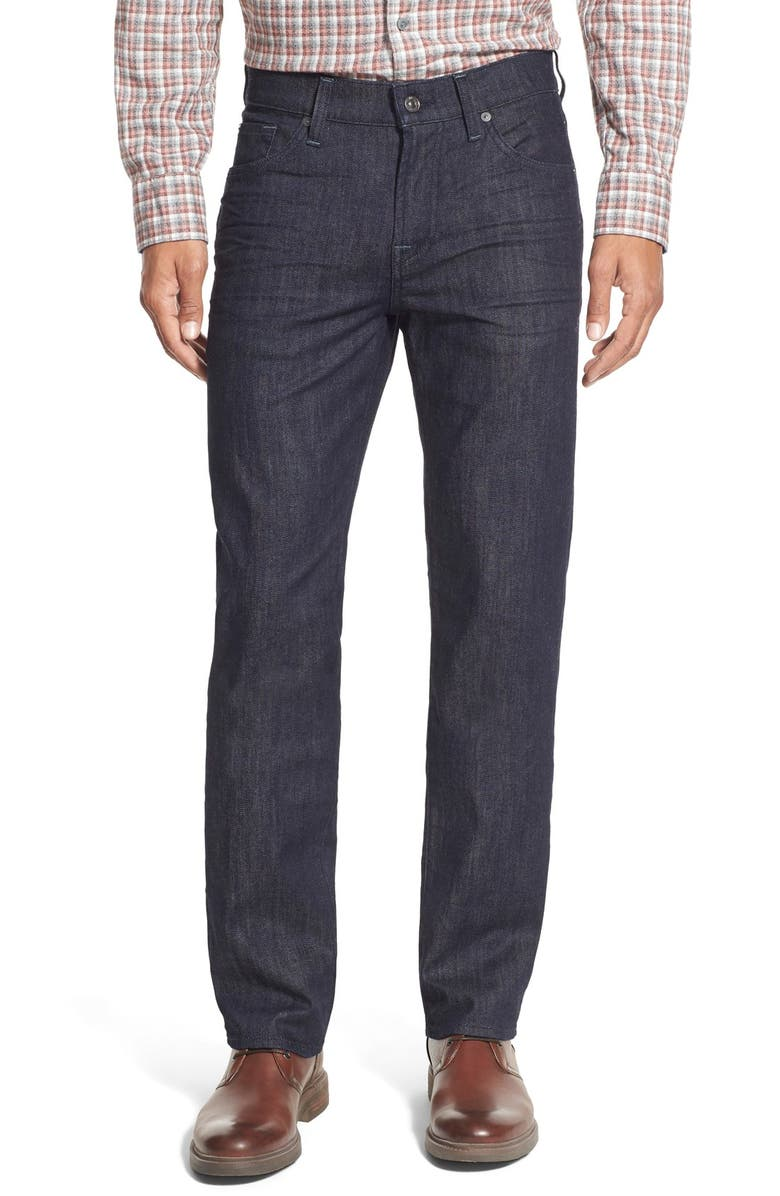 7 FOR ALL MANKIND<SUP>®</SUP> Slimmy Slim Fit Jeans, Main, color, 400