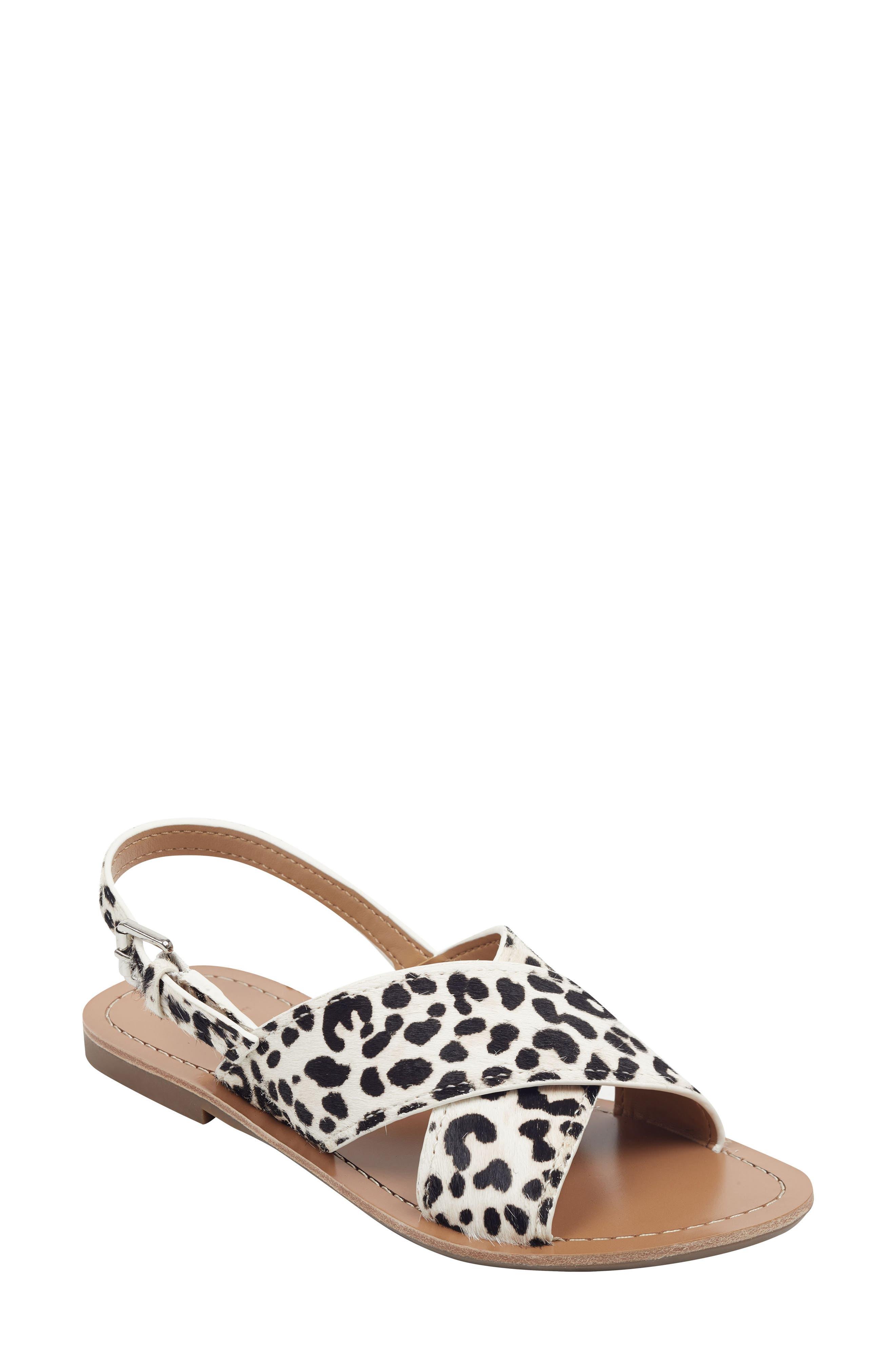 Marc Fisher Ltd Rite Sandal, White