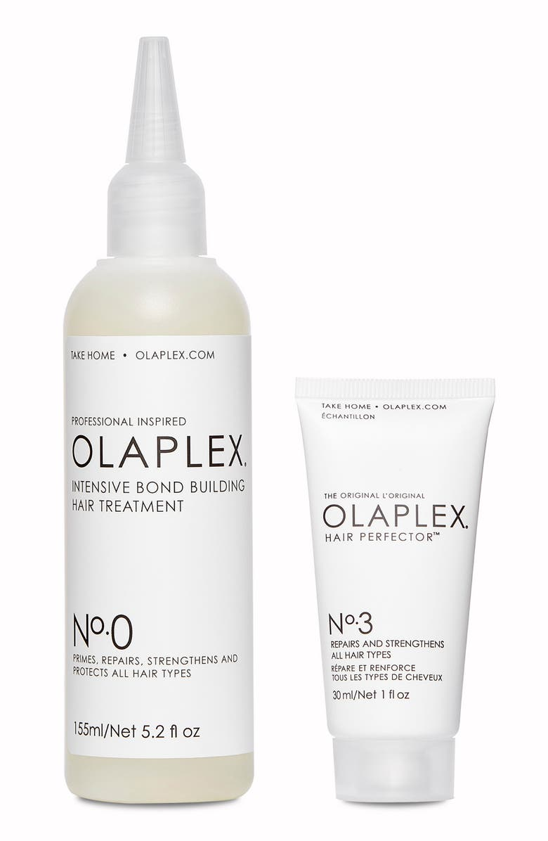 OLAPLEX No.0 Bond Building Treatment Kit, Main, color, 000