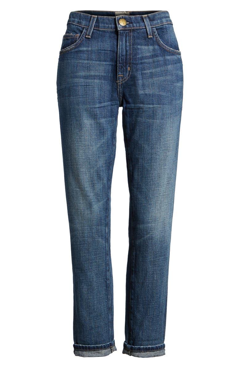 CURRENT/ELLIOTT 'The Fling' Boyfriend Jeans, Main, color, 465