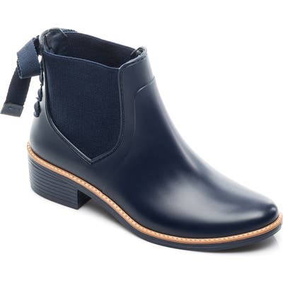 Bernardo Paxton Waterproof Rain Boot, Blue