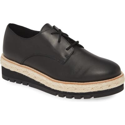 Eileen Fisher Everly Derby, Black