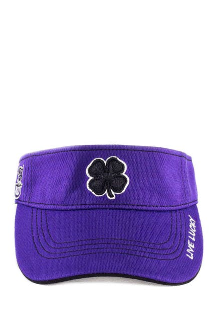 Image of Black Clover Weber State University Visor