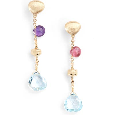 Marco Bicego Paradise Semiprecious Stone Drop Earrings