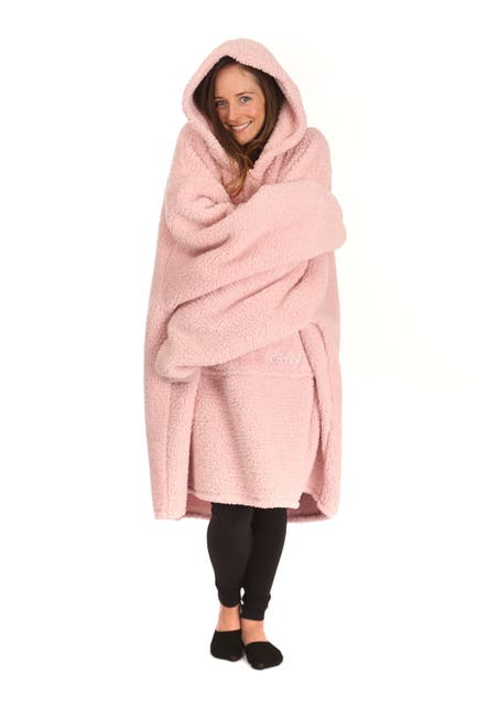 Image of The Comfy The Teddy Bear Non Zip - Blush