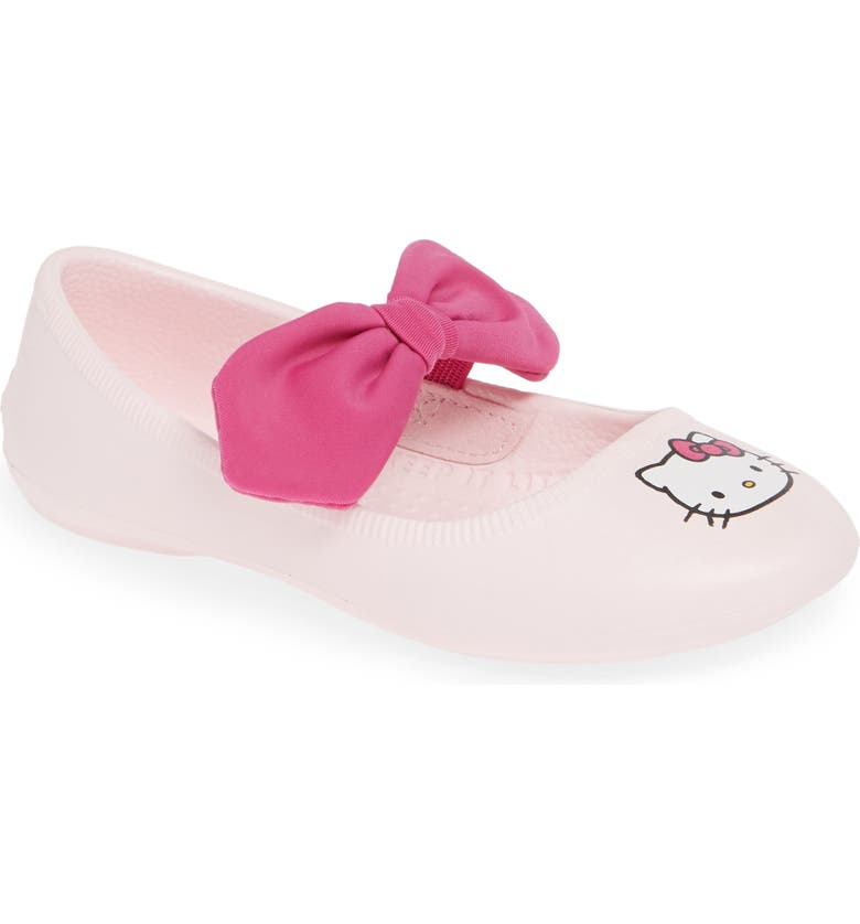 NATIVE SHOES Margot Bow Mary Jane, Main, color, BLOSSOM PINK