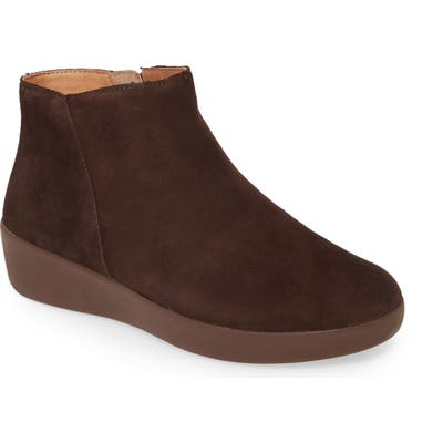 Fitflop Sumi Boot, Brown